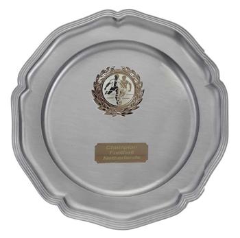 Bild von Sport Pokal Wandteller D112a Basic