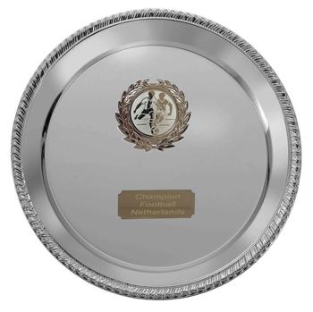 Bild von Sport Pokal Wandteller D115a Basic